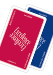 "cartes de bridge ""excellence"""